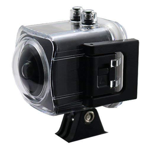 Star DV660 Videocamera Sport, 4K Ultra HD, 30 fps, Nero
