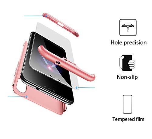 BESTCASESKIN Funda Compatible Xiaomi Mi A2 Lite, Carcasa