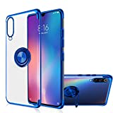 Mi 9 Case for Xiaomi, Slim Fit [Rotating Rng Stand ]