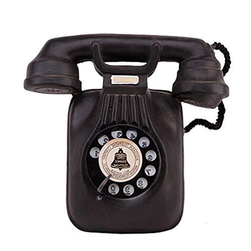 Nrpfell Modelo De Teléfono Vintage Colgante De Pared