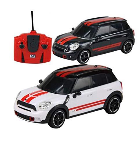 Dimasa- Coche Mini Cooper S ALL4 R/C 1:18 Vehículos de Control Remoto (DIM28118)