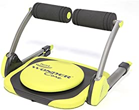 WONDER CORE Twist: Core Strength Training + Weight Loss - Evolutionary Abdominal Machine - Portable - Oblique Exercises | Color (Green) with Original Training App & Exercise Guide