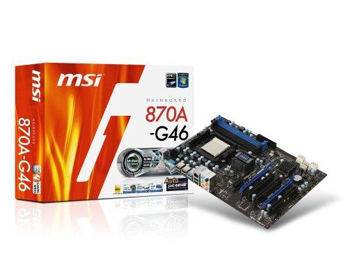 MSI 870A-G46 Mainboard