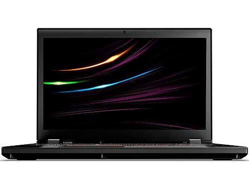 Lenovo ThinkPad P50 Intel i7 4 x 2.7 GHz Prozessor 64 GB Arbeitsspeicher 240 GB SSD+1000 GB HDD 15.6 Zoll Display Full HD 1920x1080 IPS nVidia 2 GB Cam Windows 10 Pro Workstation (Generalüberholt)