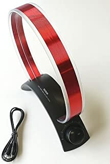 TECSUN AN-200 ラジオ用中波(AM)パッシブ式ループアンテナ 電源不要 3.5mmミニプラグ接続