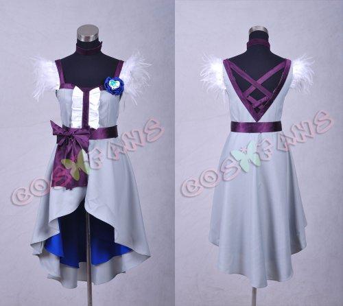『cos493ハートキャッチプリキュア! キュアムーンライトコスプレ衣装(女性S)』の1枚目の画像