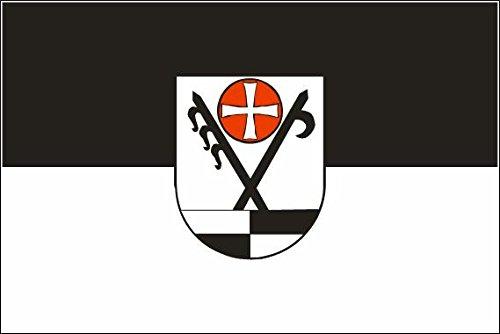 U24 Flagge Fahne Landkreis Schwäbisch-Hall 90 x 150 cm