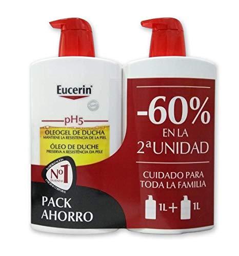 Eucerin Eucerin Ph5 Oleogel Ducha 1000 Ml Duplo - 100 ml