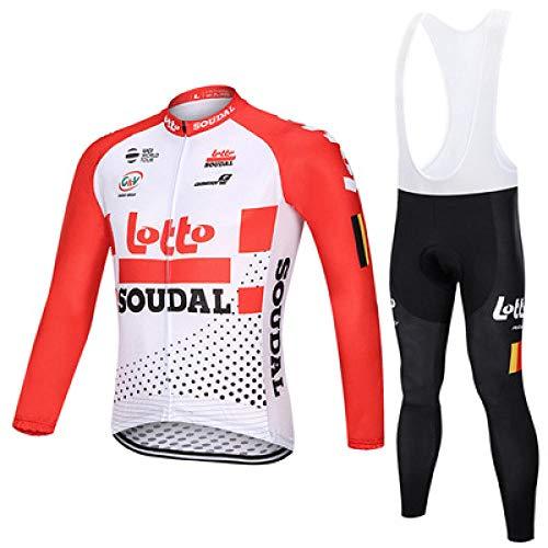 Maillots de ciclismo para hombre, ropa de ciclismo y pantalones cortos de...