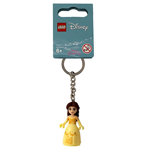 LEGO Belle Key Chain 853782