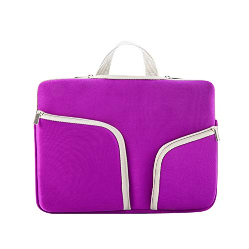 YOUNGE Laptop Protective Bag Pouch Hülle Casual Notebook Carry Handbag for MacbookAir/Pro/Retina