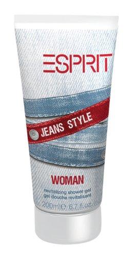 ESPRIT Jeans Style Woman Duschgel 200ml