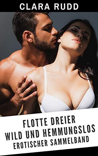 Flotte Dreier - wild und hemmungslos - erotischer Sammelband