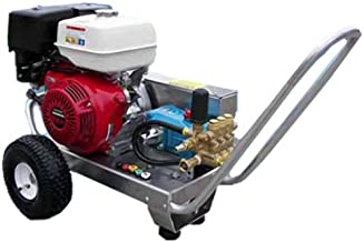 Pressure Pro EB4035HC Heavy Duty Professional 3,500 PSI 4.0 GPM Honda Gas Powered Belt Drive Pressure Washer With CAT Pump
