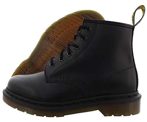 Dr. Martens Unisex 101 Klassische Stiefel, Schwarz (Black 001), 39 EU