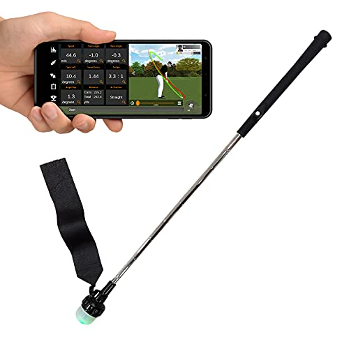 SMARTGOLF AI golf swing Trainer and Simulator with Smart Club