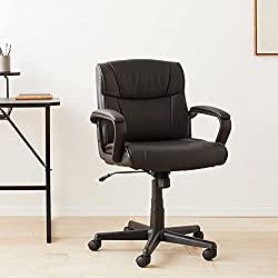 AmazonBasics Classic Office Desk Chair - Best Desk Chairs