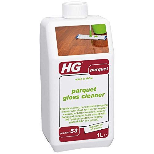 HG - Limpiador abrillantador para parqu