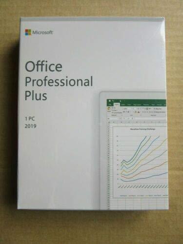 Office 2019 Professional Plus Box - Sigillato - Contiene Key-Card di Licenza - Attivazione Online - Italiano