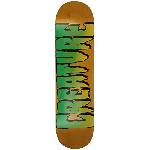 Creature Skateboard Deck Logo Stomp 8.25