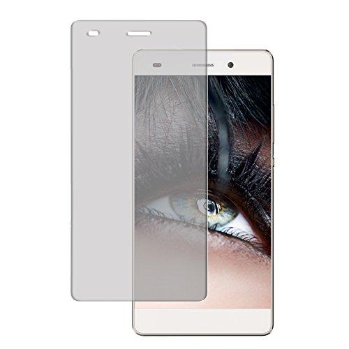 mtb more energy® Schutzglas für Huawei P8 Lite (5.0'') - Tempered Glass Protector Schutzfolie Glasfolie