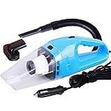 CZDZSWHHH 120w Veicolo Alto Potere Aspiraliquidi E Asciutto Aspirapolvere per Auto (Size : Blue)
