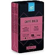 "Amazon-Marke: Happy Belly Gemahlener Röstkaffee ""Caffè Dolce"" (4 x 250g)"