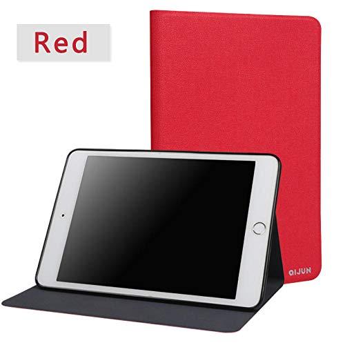 Flip Case für Tab S2 9.7 Hülle SM-T813 T819 Hülle für Samsung Galaxy Tab S2 9.7 SM-T810 T815 Tablet Hülle-rot