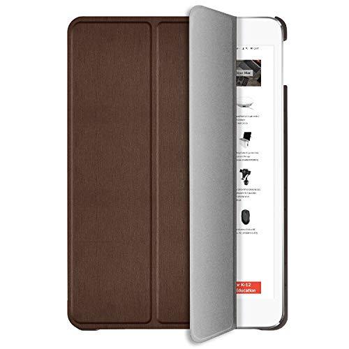 Macally Custodia Stand iPad 10.2' 7GEN Brow Brown