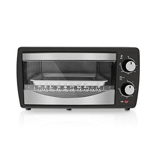 GMZS Forno, Forno a microonde Multifunzione 12L, Timer e Controllo della Temperatura Regolabile, Adatto per la Cucina Domestica