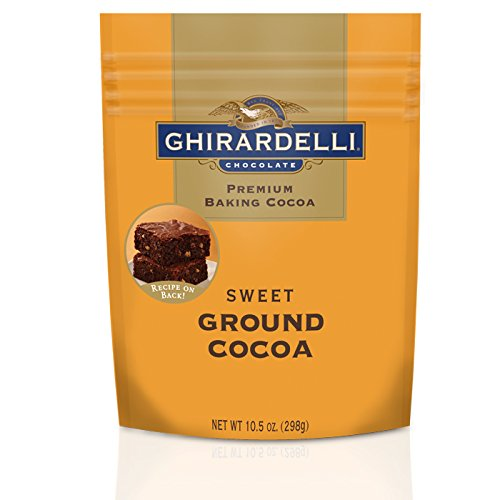 Ghirardelli Sweet Ground Cocoa | 10.5 oz. | Baking & Desserts