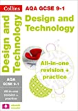 Grade 9-1 GCSE Design & Technology AQA All-in-One Complete Revision and Practice (with free flashcard download) (Collins GCSE 9-1 Revision)
