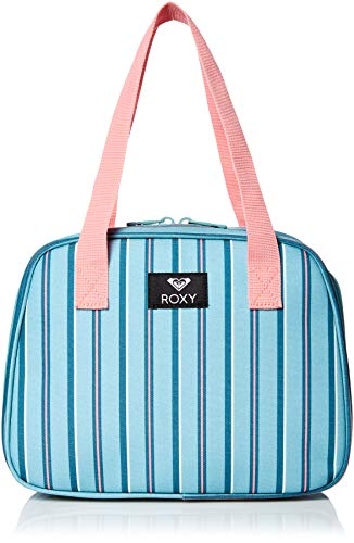 Roxy Girls' Big Tiny House Cooler Bag, reef waters sample day stripes, 1SZ