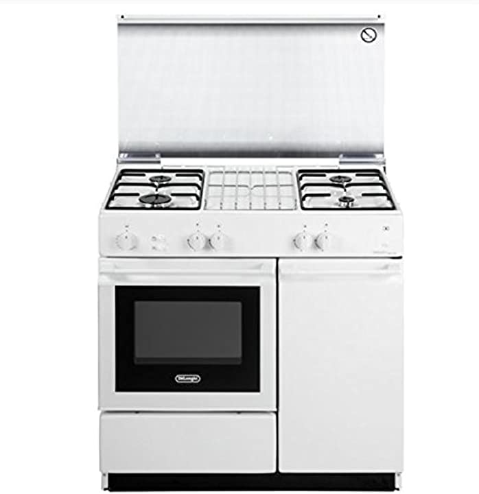 Delonghi sggw 854 n cucina piano cottura bianco gas a 119969