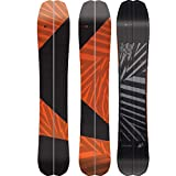 Nitro Snowboards Herren DOPPLEGANGER BRD'19 Highend Premium All Mountain leichtes Splitboard Backcountry Koroyd/Balsa Core Boards, 164