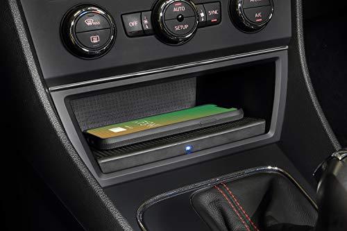 Ablagefach inbay® für Seat Leon 2012->2016 Qi-Standard