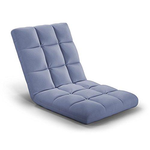 XING ZI LAZY SOFA L-R-S-F Canapé Paresseux, Chaise Pliante Simple, Chaise à lit, Chaise à Baie vitrée, Chaise Informatique, Canapé Chaise (Couleur : # 2, Taille : 80 * 40 * 11cm)