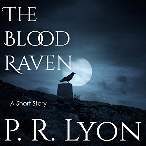 The Blood Raven audiobook cover art