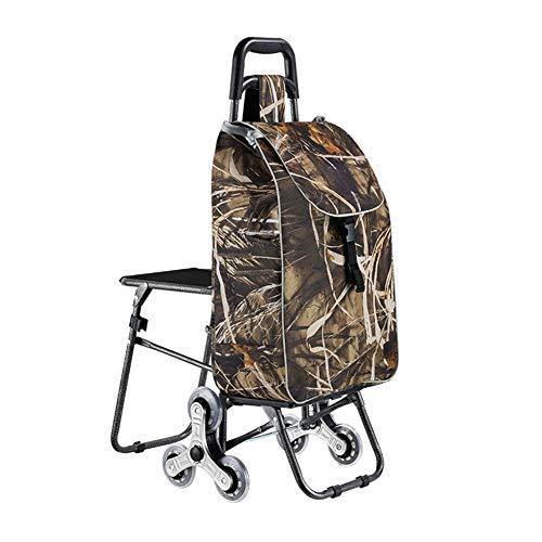 ショッピングカート エコバッグ 旅行バッグ 椅子付 座れる 三輪 階段 段差も登れる 持ち転び 移動簡単 便利グッズ 高齢者 敬老の日 ピクニック アウトドア シルバーカー ショッピングキャリー