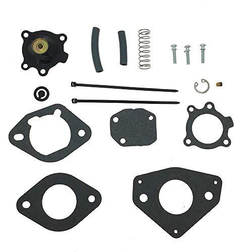 Carburetor Repair Rebuild Kit for Kohler Accelerator Pump Engine CV17-CV25 CV640-CV740 Replace 24 757 21-S 2475721-S 2475721S
