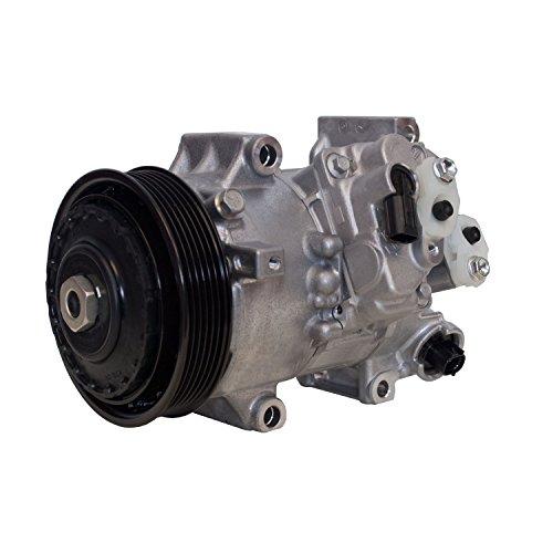 Denso (471-1023) Klimaanlagen-Kompressor mit Kupplung