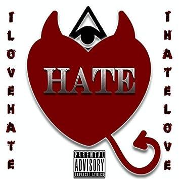I Hate Love X I Love Hate