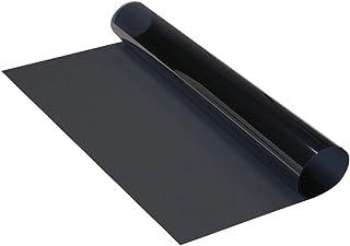 Foliatec 1195 Tönungsfolie BLACKNIGHT REFLEX Superdark Set, 76 x 152 cm / 51 x 400 cm