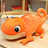 Almohada de camaleón Colorida de Felpa, cojín Divertido, Juguete de Regalo, Regalo para niños, Almohada rellena de...