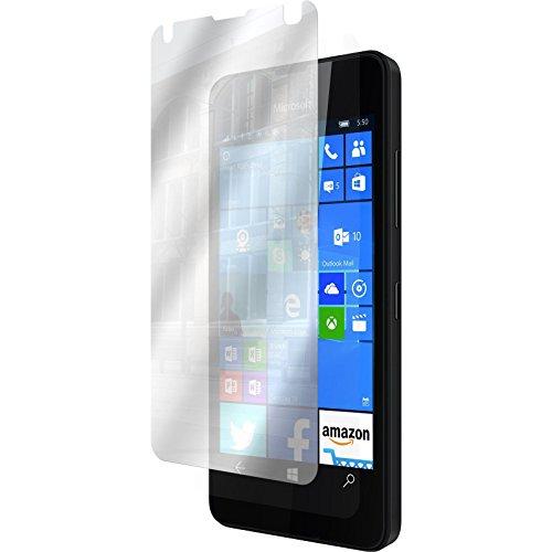 PhoneNatic 8er-Pack Bildschirmschutzfolien verspiegelt kompatibel mit Microsoft Lumia 550