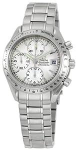 Omega Men's 3211.30.00 Speedmaster Date Automatic Chronometer Chronograph Watch image