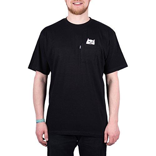 RIPNDIP T-Shirt Lord Nermal schwarz (black) Groesse M
