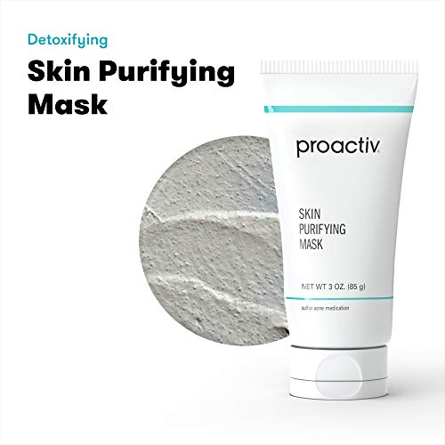 Proactiv Skin Purifying Acne Face Mask and Acne Spot Treatment - Detoxifying Facial Mask with 6% Sulfur 3 Oz 90 Day Supply