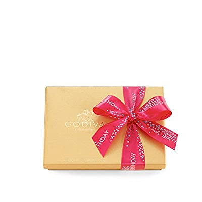 Godiva Chocolatier Gold Ballotin