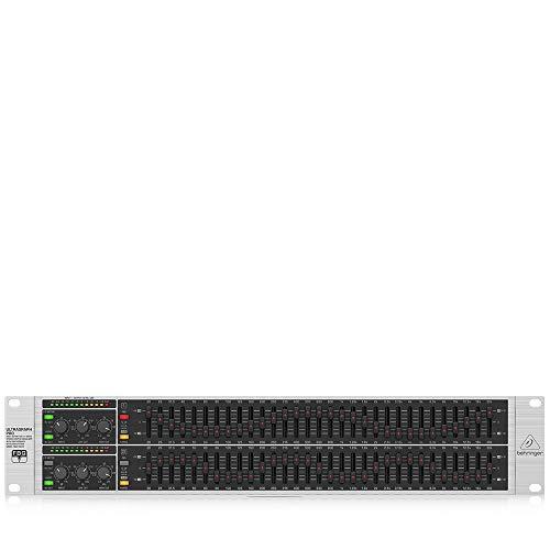 Behringer Fbq3102Hd - Ecualizador gráfico